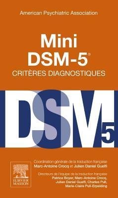 Mini Dsm 5 Critères Diagnostiques