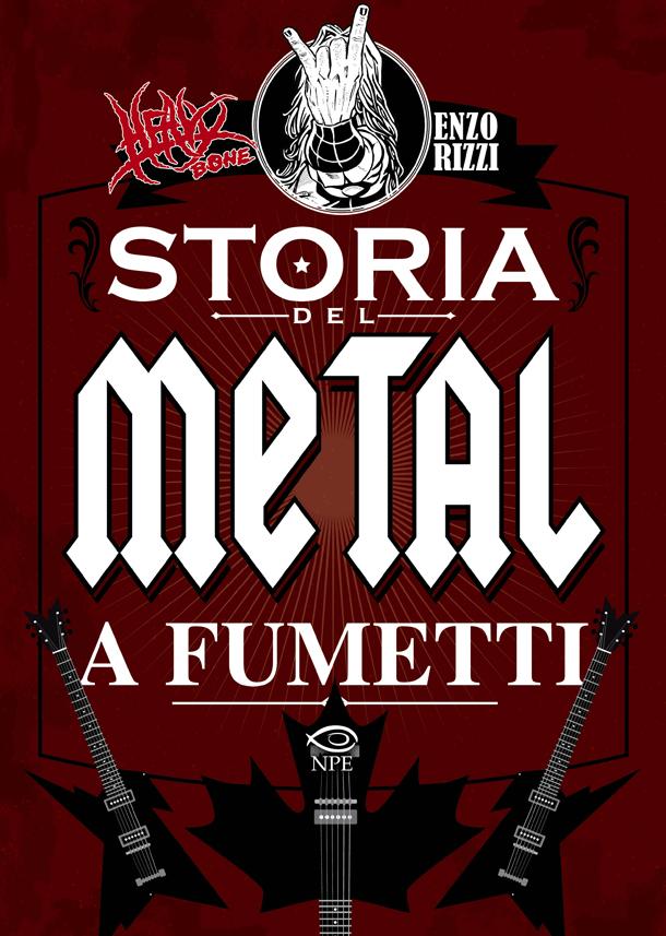 Heavy Bone: La storia del metal a fumetti