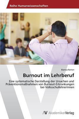 Burnout im Lehrberuf