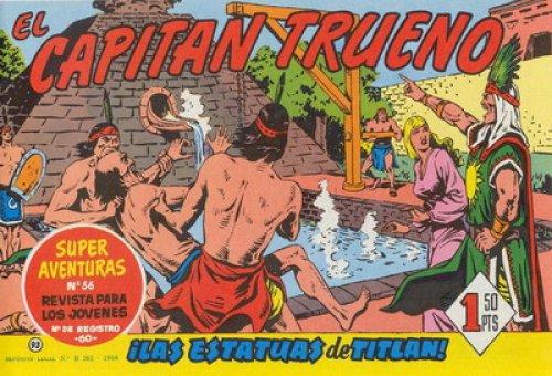 El Capitán Trueno #93