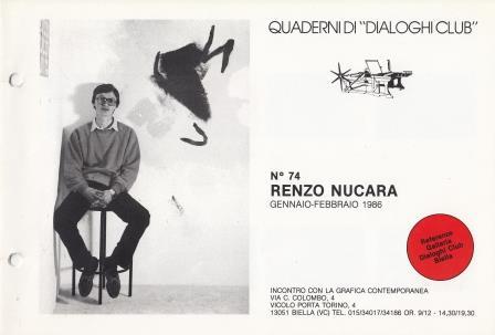 """Quaderni di """"Dialoghi Club"""" n. 74, gennaio-febbraio 1986"""