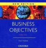 Business Objectives: Class Audio CD