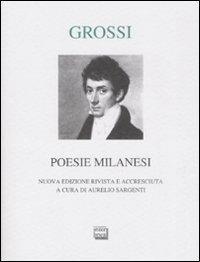 Le poesie milanesi