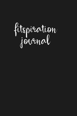 Fitspiration Journal