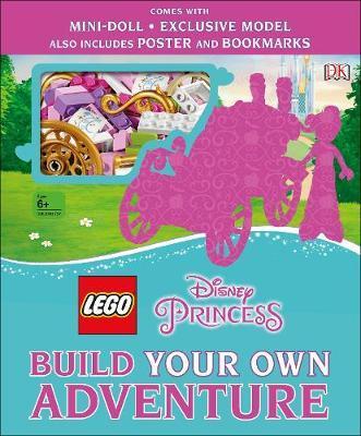 LEGO Disney Princess Build Your Own Adventure