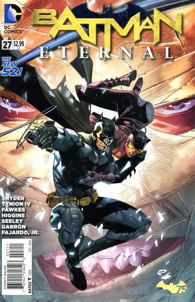 Batman Eternal Vol.1 #27