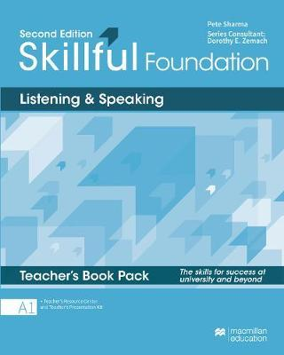 Skillful. Second Edition. Foundation, Listening & Speaking e Teacher's Premium Pack
