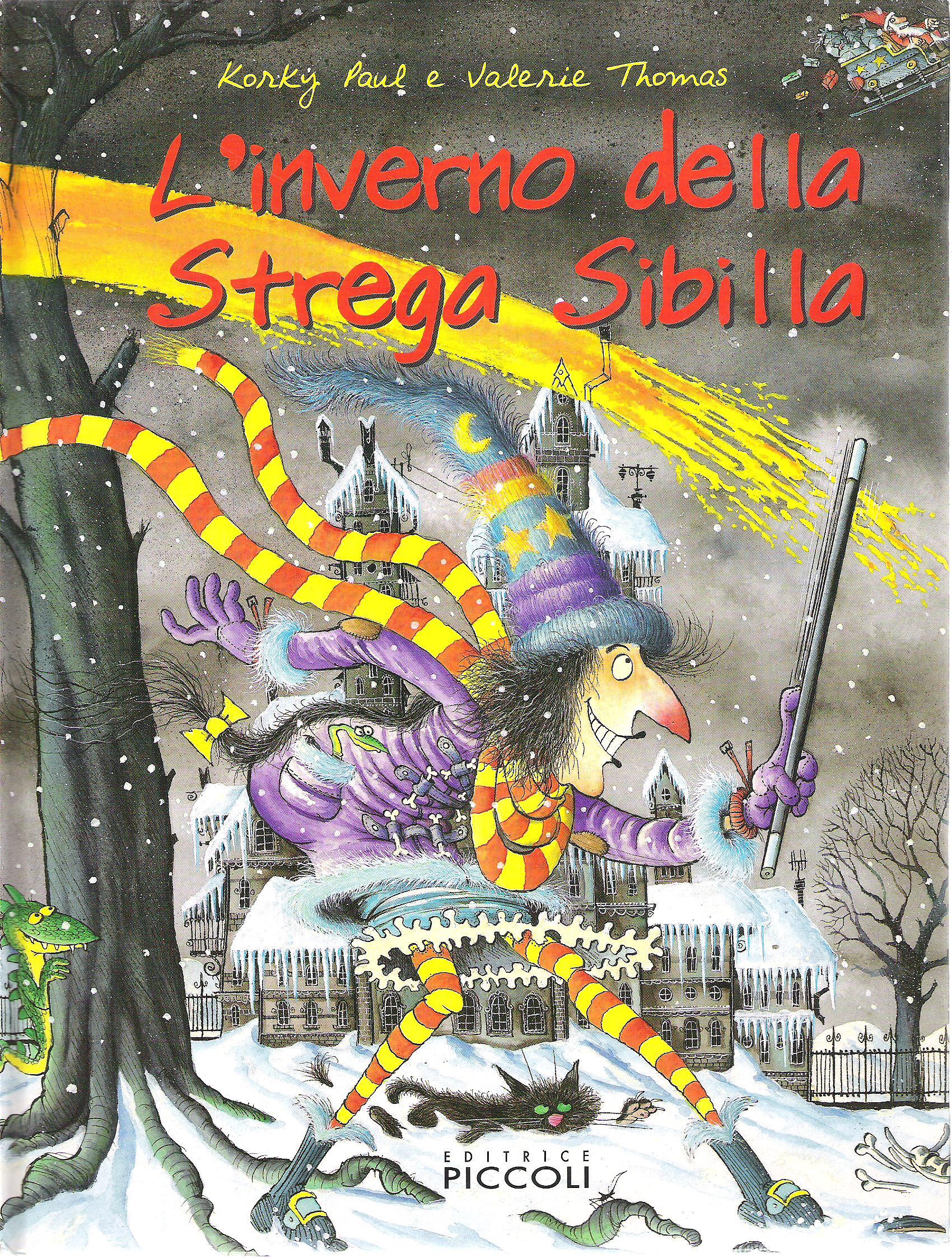 L'inverno della strega Sibilla