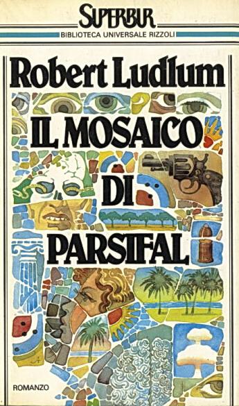 Il mosaico di Parsif...