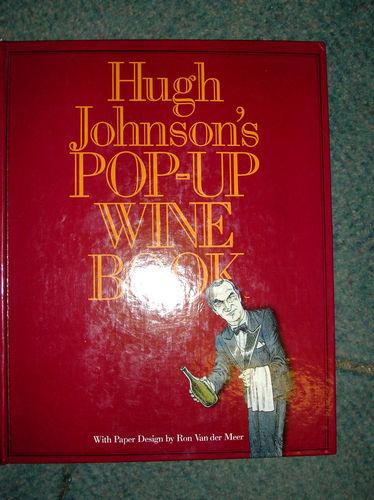 Hugh Johnson's Pop-Up Wine Book