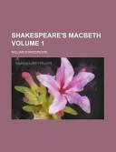 Shakespeare's Macbeth (1907)