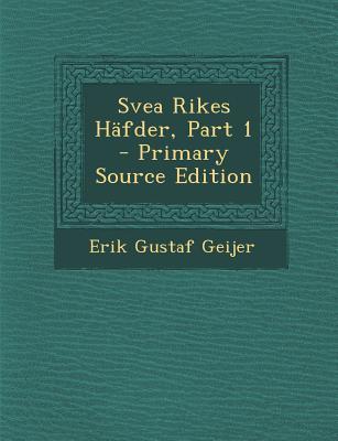 Svea Rikes Hafder, P...