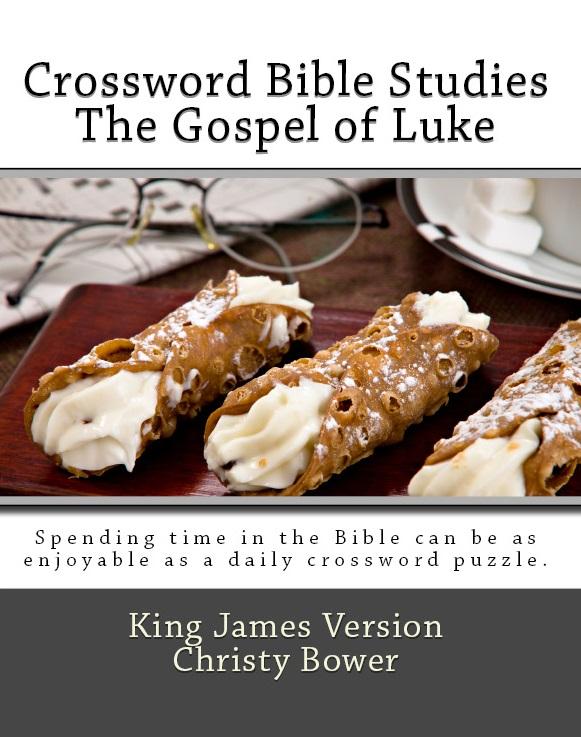 Crossword Bible Studies: The Gospel of Luke
