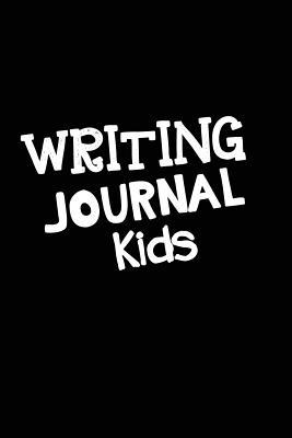 Writing Journal Kids