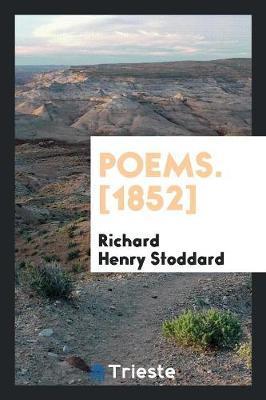 Poems. [1852]