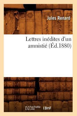 Lettres Inedites d'u...