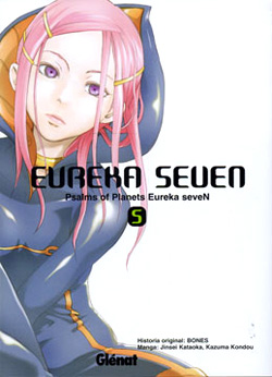 Eureka Seven #5 (de ...