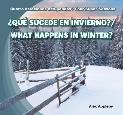 ¿Qué sucede en invierno? / What Happens in Winter?