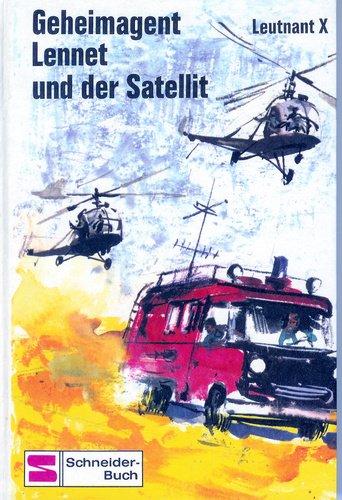 Geheimagent Lennet und der Satellit