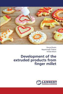 Development of the extruded products from finger millet
