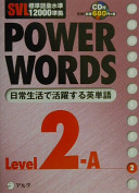 POWER WORDS Level2A