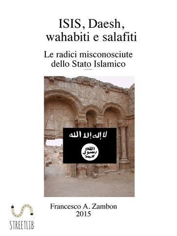 ISIS, Daesh, wahabiti, salafiti