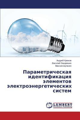 Parametricheskaya identifikatsiya elementov elektroenergeticheskikh sistem