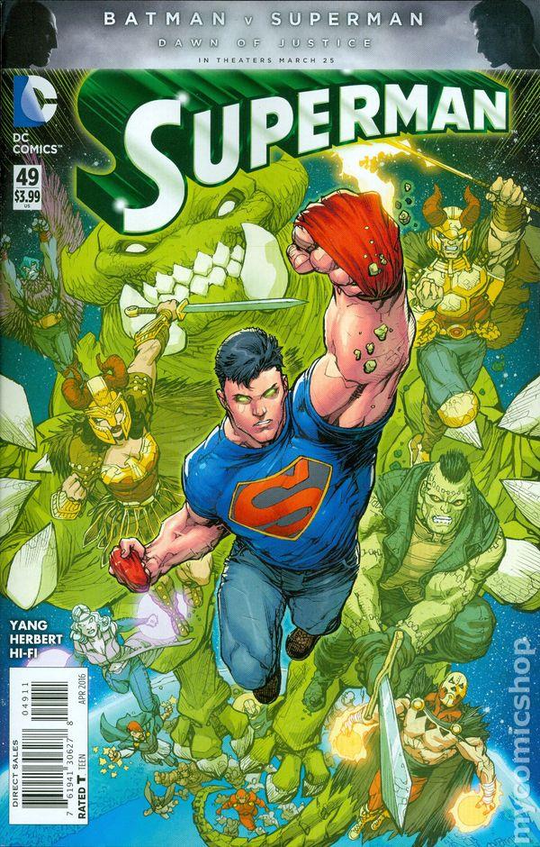 Superman Vol.3 #49