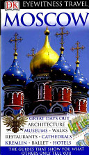 Eyewitness Travel Guide Moscow