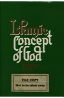 The Islamic Concept of God