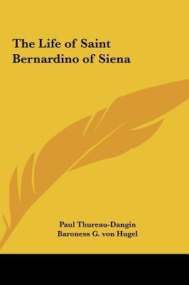 The Life of Saint Bernardino of Siena