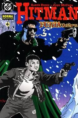 HITMAN: Furia en Arkham #04