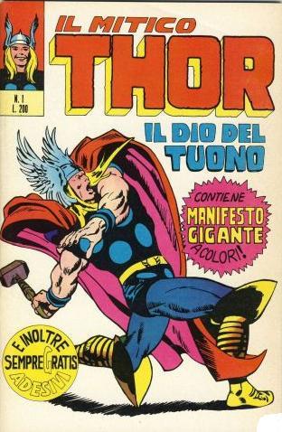 Il Mitico Thor n. 1