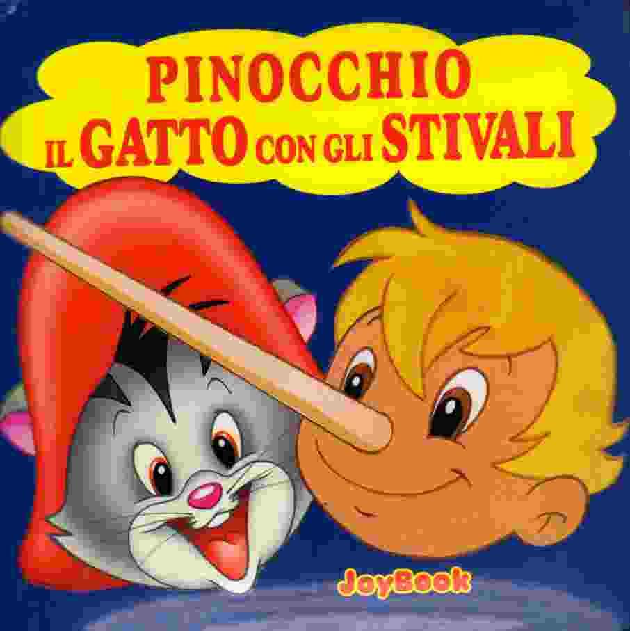 Pinocchio-Gatto con gli stivali