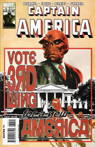 Captain America Vol....