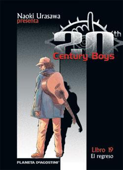 20th Century Boys #1...