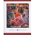 Corporate Finance 7th Edition + Student CD-ROM + Standard & Poor's card + Ethics in Finance PowerWeb
