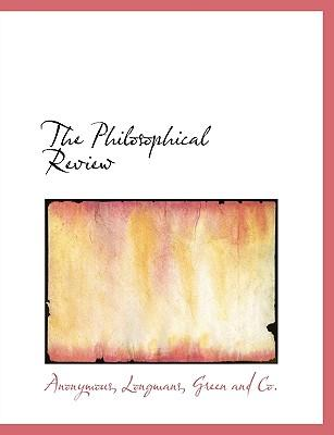 The Philosophical Review