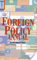 Foreign Policy Annual, 2001-2009: Events