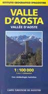 Valle d'Aosta 1:100