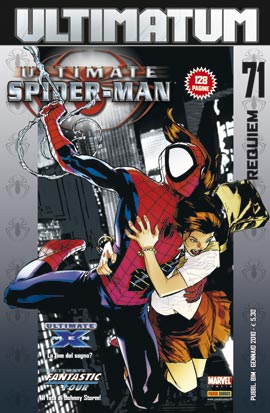 Ultimate Spider-Man n. 71