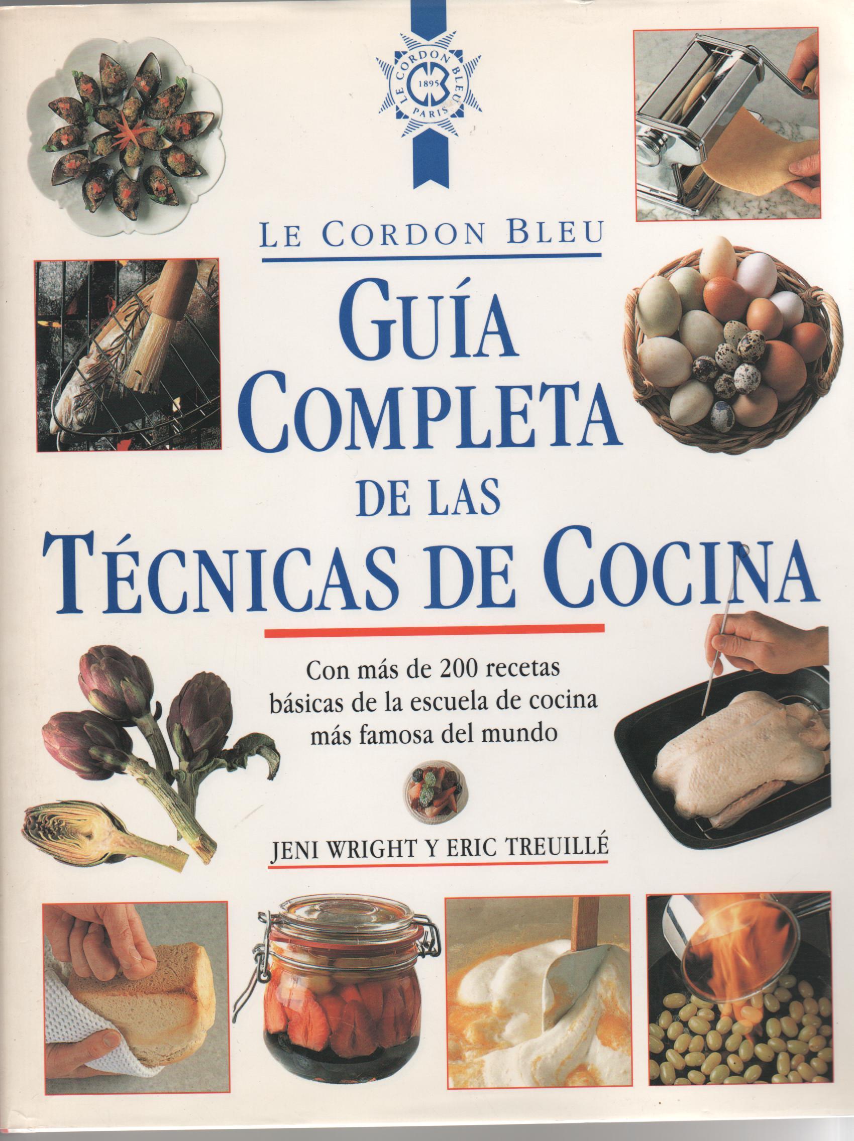 Guía completa de las técnicas de cocina