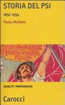 Storia del PSI. 1892-1994
