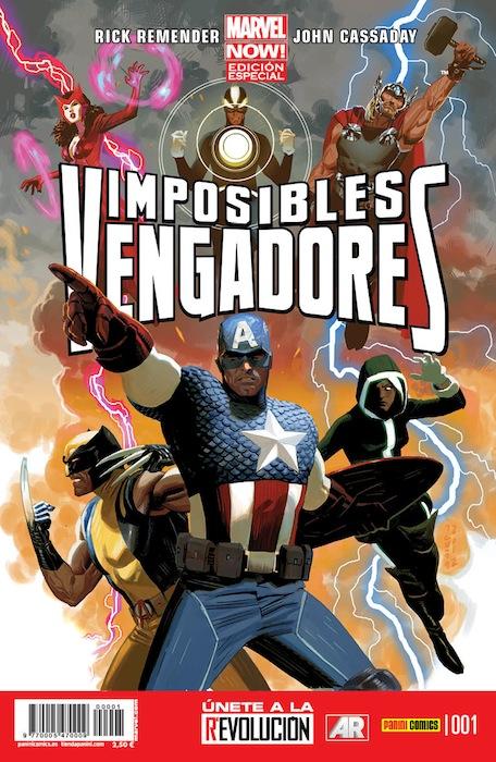 Imposibles Vengadore...