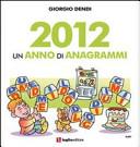 2012. Un anno di anagrammi