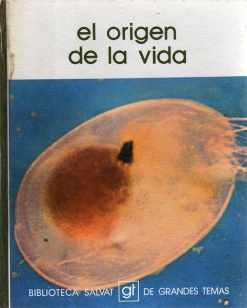 EL ORIGEN DE LA VIDA