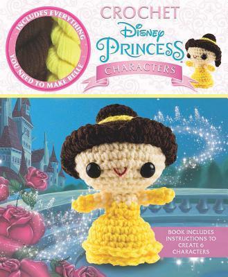 Crochet Disney Princess Characters