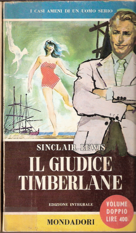 Il giudice Timberlan...
