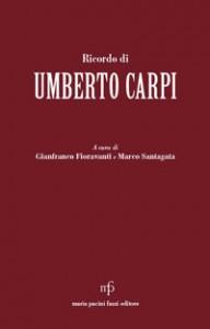 Ricordo di Umberto Carpi