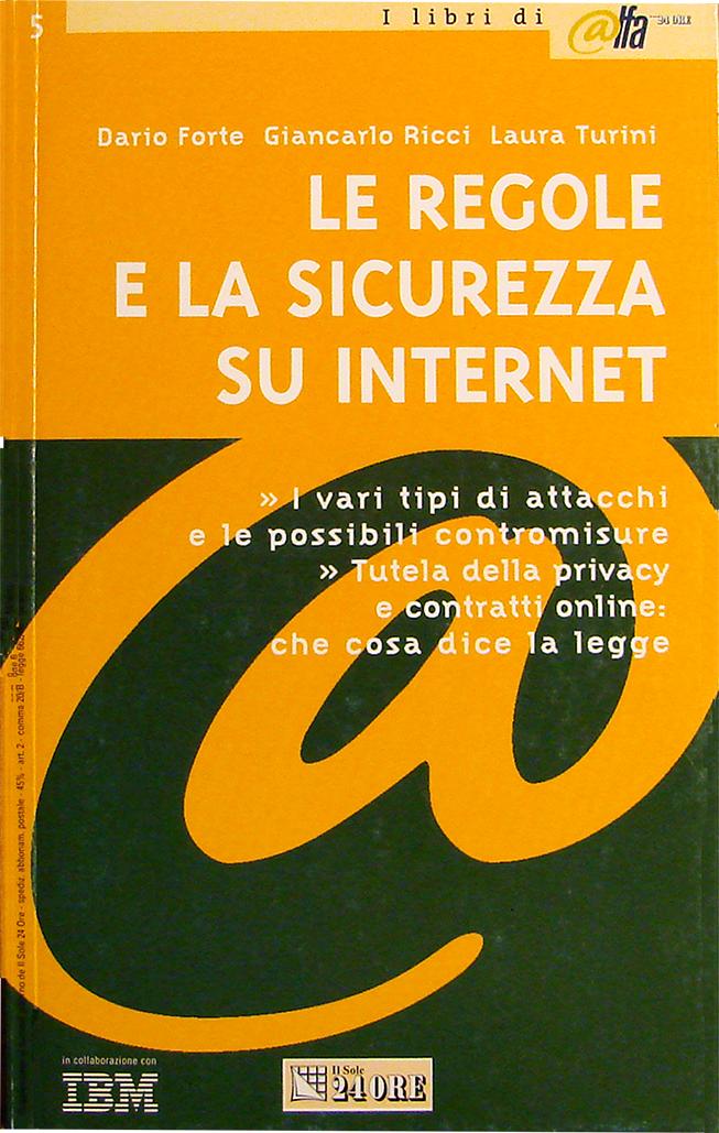 Le regole e la sicurezza su internet